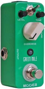 green mile/Ibanez TS808