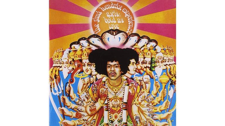 アクシス;ボールド・アズ・ラブ / Axis; Bold as Loveジミ・ヘンドリックス / Jimi Hendrix(1967年発表)ギタリスト推薦CDアルバム