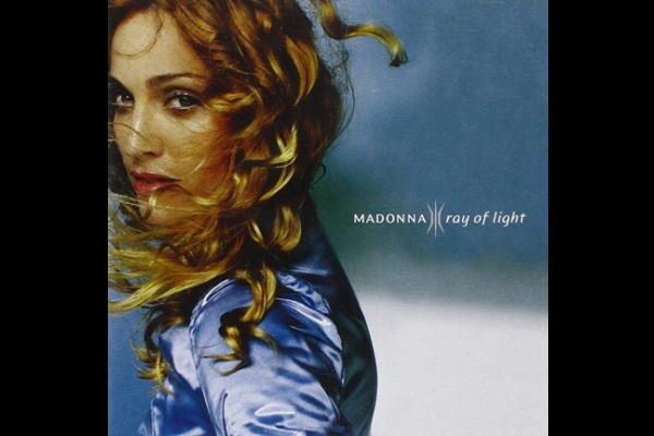 ray of light/レイ・オブ・ライトMADONNA/マドンナ(1998年発表)ギタリスト推薦CDアルバム