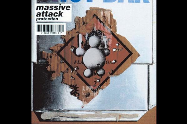 Protection/プロテクションMassive attack/マッシブアタック(1994年発表)ギタリスト推薦CDアルバム