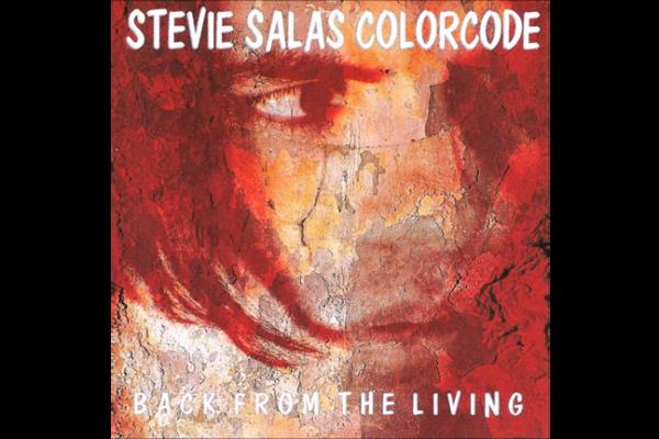 Back From The Living/バック・フロム・ザ・リビングStevie Salas /スティーヴィー・サラス(1995年発表)ギタリスト推薦CDアルバム