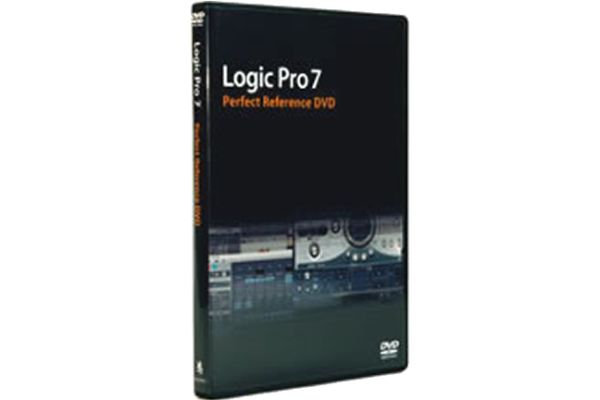 Logic Pro 7パーフェクト・リファレンスDVD 「Logic Pro 7 Perfect Reference DVD 」