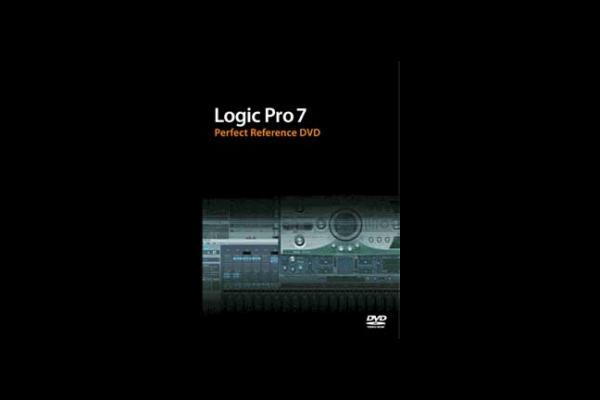Logic Pro 7パーフェクト・リファレンスDVD