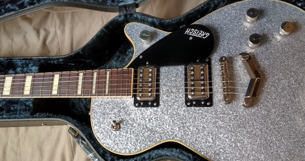 GRETSCH / グレッチ G6229 Players Edition Jet BT with V-Stoptail|ギタリストが使っている機材の解説