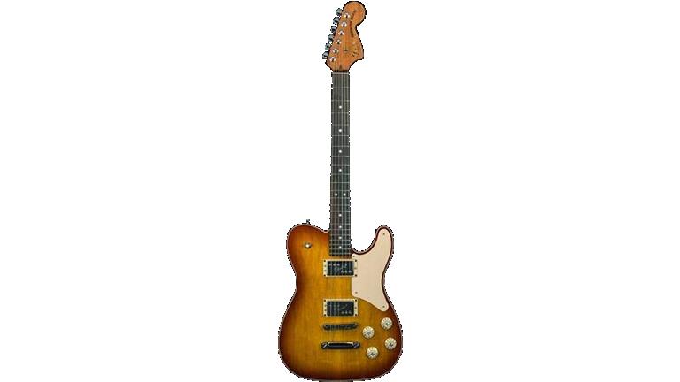 Fender Parallel Universe Series Troublemaker Tele Deluxe フェンダー パラレルユニバースシリーズ トラブルメーカー テレ デラックスについて プロギタリストによるギターの解説