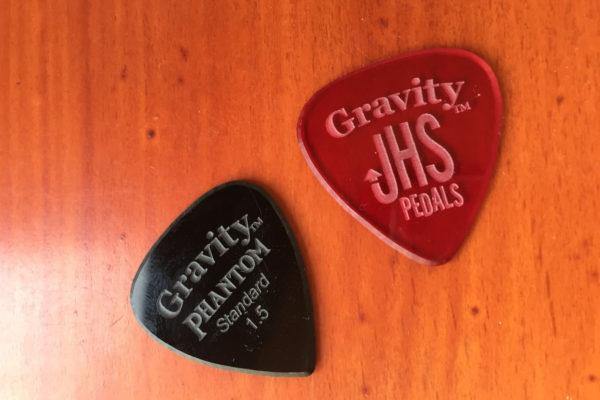 GRAVITY GUITAR PICKS グラビティーギターピックについて