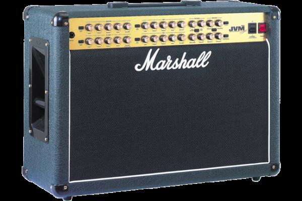 ギタリストが教えるギターアンプMarshall JVM410Cのセッティング