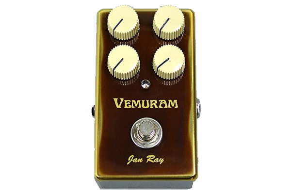 VEMURAM(ベムラム) / Jan Ray(ジャンレイ) オーバードライブ  Made in Japanの楽器たちシリーズ