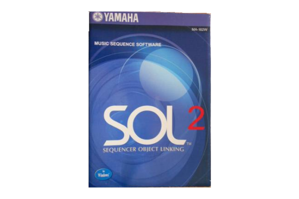 YAMAHAの「SOL2」  ミュージックシーケンスソフトウェアYAMAHAの「SOL2」試奏&インタビュー。
