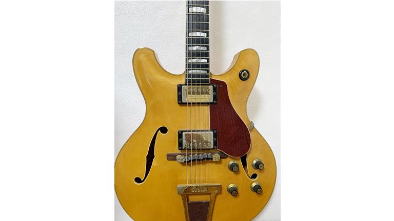 OZA第4弾シングル 1月29日リリース『やさしい場所』使用ギターYAMAHA SA-60 / 1970年代のジャパンビンテージ