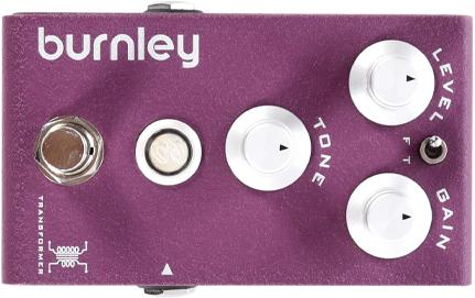 Bogner / Burnley ボグナー / バーンリー|ギタリストが気になる機材の解説